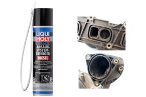 Liqui Moly laat dieselmotor beter ademhalen