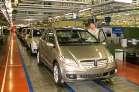 Daimler investeert miljarden in productie van compacte modellen