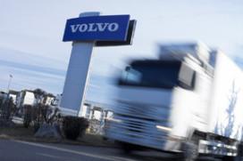 Minder verlies Volvo Trucks