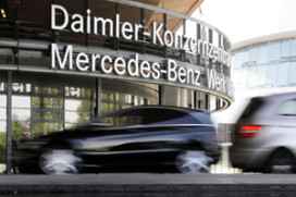 Daimler maakt weer winst