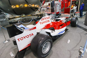 Toyota stopt met Formule 1