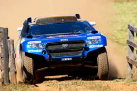 Volkswagen zet nieuwe techniek in voor Dakar-winst