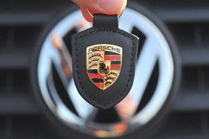 VW akkoord met overname Porsche
