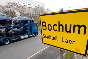 Antwerpen dupe van sanering Opel