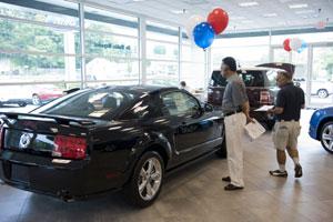 Ford overtreft Chrysler in VS