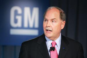 Topman GM neemt ontslag