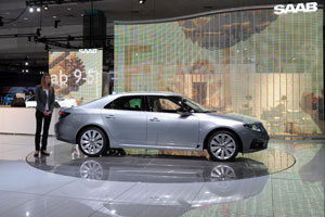 GM: Spyker nog enige bieder op Saab
