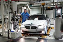BMW verkort werktijden voor 8800 werknemers