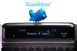 Ford gaat Twitteren in de auto