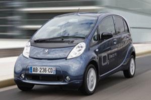 Greenwheels komt met elektrische deelauto