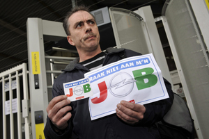 Opel sluit fabriek Antwerpen in juni