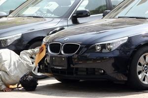 Omzet BMW daalt