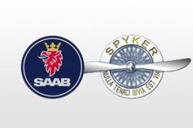 Saab-vliegtuigen geen moeite met Saab-Spyker