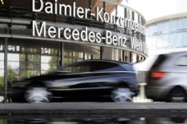 Miljardenverlies voor Daimler