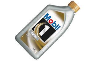 Zuinige motorolie van Mobil