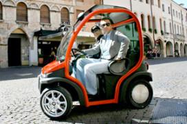 Elektrische Stadsauto Voor 8 500 Euro