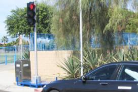 Siemens koppelt auto en verkeerslicht
