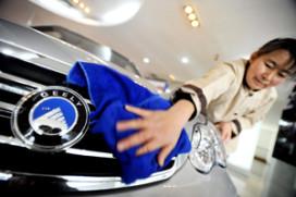 Geely tekent voor overname van Volvo