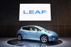 Nissan vraagt 30.000 euro voor elektrische Leaf