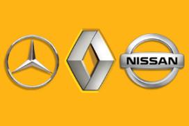 Daimler, Renault en Nissan gaan samenwerken