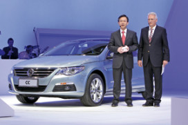 VW investeert meer in China