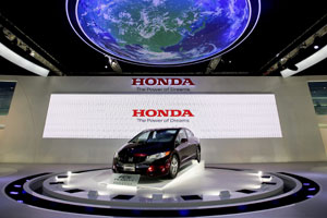 Winst Honda bijna verdubbeld