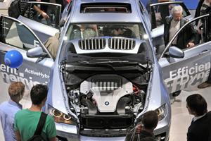 BMW ziet groei in bijna alle markten