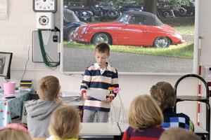 Porsche Spreekbeurtservice