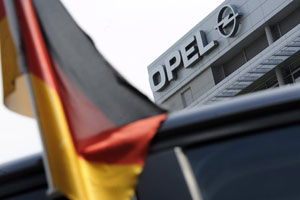 Geen staatssteun voor Opel