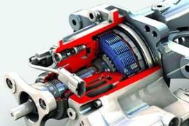 Nieuwe Dynamax vierwielaandrijving voor Kia Sportage