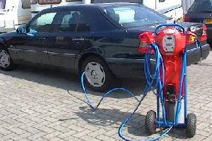 Banden vullen met stikstof (2006-3)