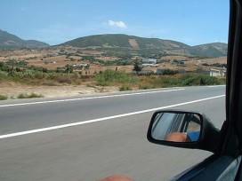 Motorvermogen in de bergen (2006-5)