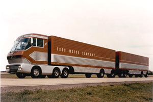 1964: Ford turbinetruck, droom van gister (1964-11)