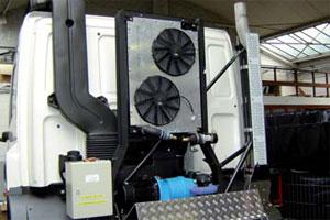 Seriële hybride met super-condensatoren (2008-10)