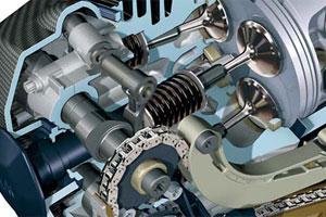 Techniek BMW HP2 Sport (2008-11)