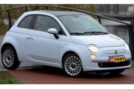 Test Fiat 500 1.4 16v Lounge (2007-12)