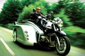 Fascinerend gemotoriseerd voertuig voor rolstoelers (2007-10)