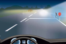 Evolutie van Philips autolicht (2007-9)
