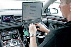 Volkswagen-techniek van de toekomst (2007-9)