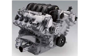 Techniek Lexus LS 600h (2007-9)