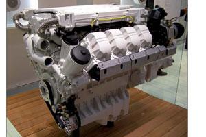 V8 voor extreem zwaar vervoer (2007-12)