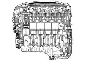 BMW 3.0 liter turbodiesel technisch bekeken (2009-6)