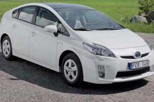 Derde generatie Toyota Prius (2009-6)