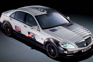Mercedes-Benz Experimental Safety Vehicle 2009 (2009-6)