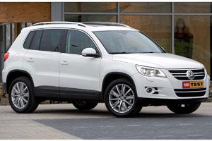 Volkswagen-suv in betaalbare klasse (2008-1)