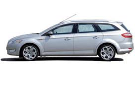 Test Ford Mondeo 2.0 TDCi Wagon Titanium (2007-9)