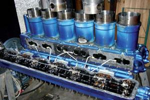 Tractorpullen met extreme stermotor (2007-11)