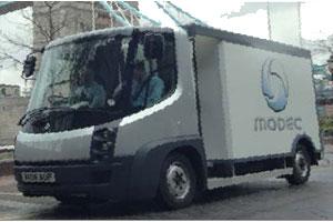 Emissieloos door de stad met de Modec (2008-4)