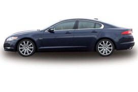 Test Jaguar XF 2.7 V6 diesel Premium Luxury (2008-5)
