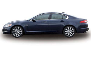 Test Jaguar XF 2.7 V6 diesel Premium Luxury (2008-5)